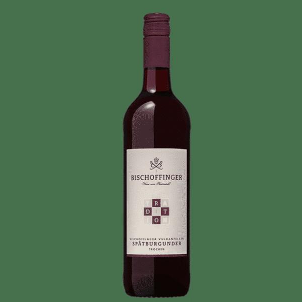 Spätburgunder Rotwein trocken von der WG Bischoffigen aus Deutschland