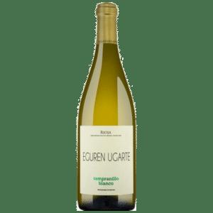 Tempranillo Blanco trocken aus der Rioja von Eguren Ugarte.