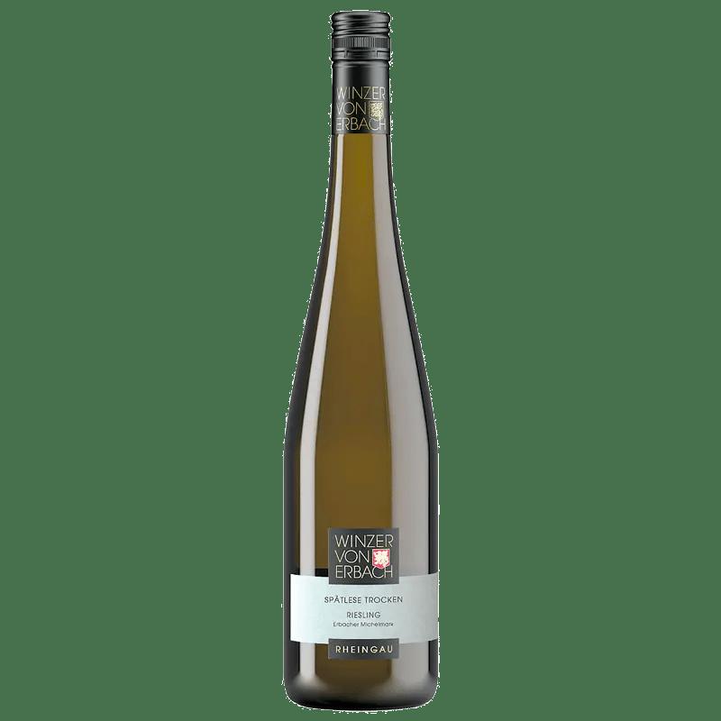 Riesling Spätlese fruchtsüß vom Winzer von Erbach.