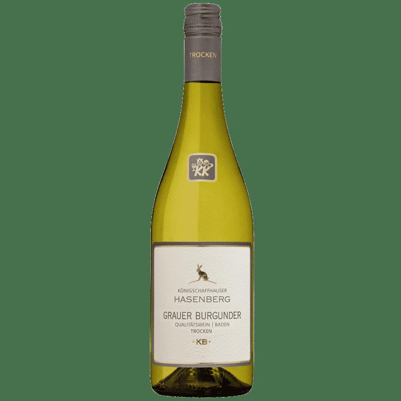 Grauer Burgunder Weißwein trocken