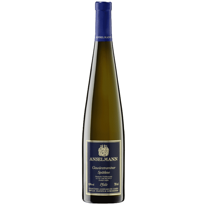 Gewürztraminer Spätlese Weißwein lieblich