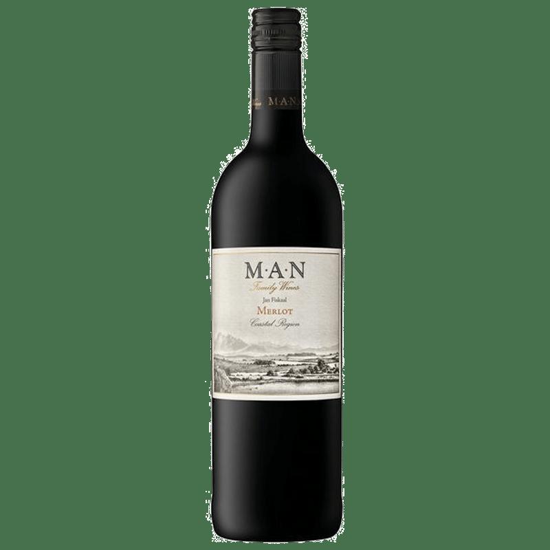 Jan Fiskaal Merlot MAN Family Wines