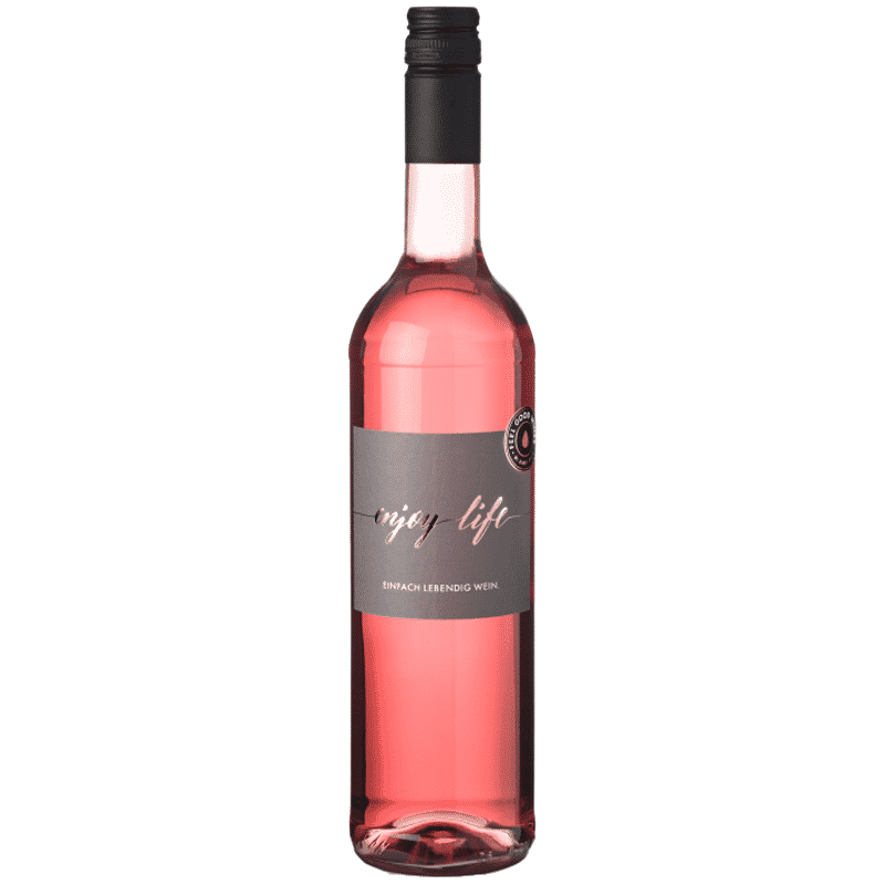 Enjoy Life Cuvée Rosé halbtrocken