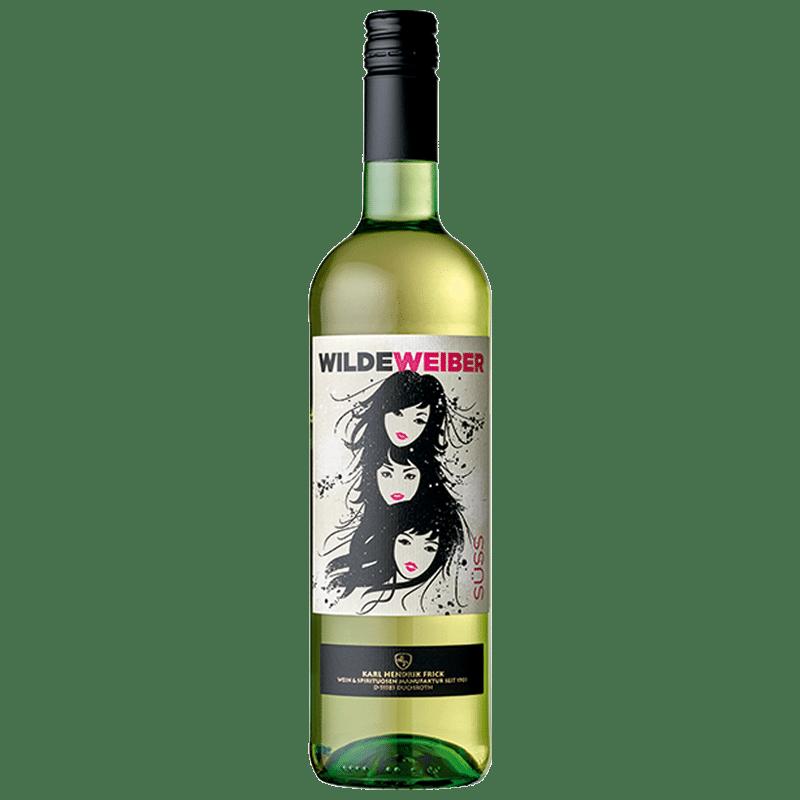 Wilde Weiber Weißwein süß
