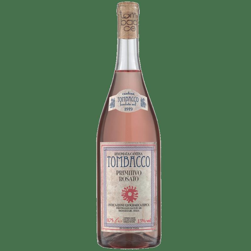 Primitivo Rosato Vintage Cantina Tombacco