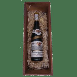 1986 Riesling Spätlese edelsüß Trittenheimer Apotheke Weingut Ernst Clüsserath