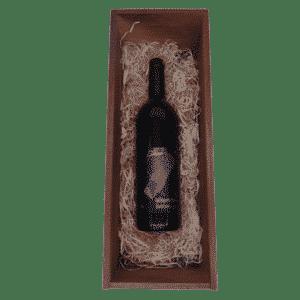 1990 Spätburgunder Rotwein QbA trocken Heitersheimer Maltesergarten Weingut Julius Zotz