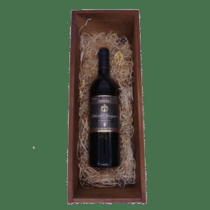 1991 Cabernet Sauvignon Crianza Bodegas Virgen Blanca