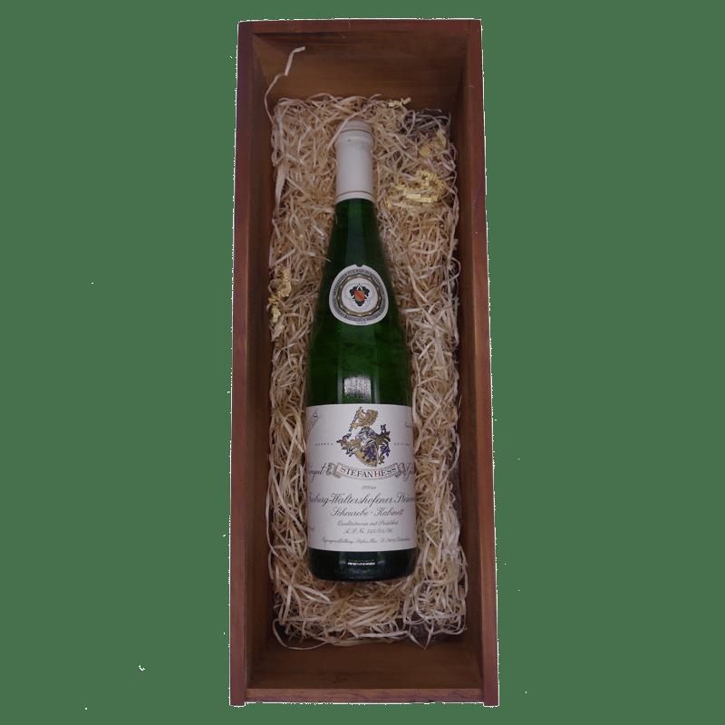 1995 Scheurebe Kabinett trocken Freiburg Steinmauer Weingut Stefan Hess