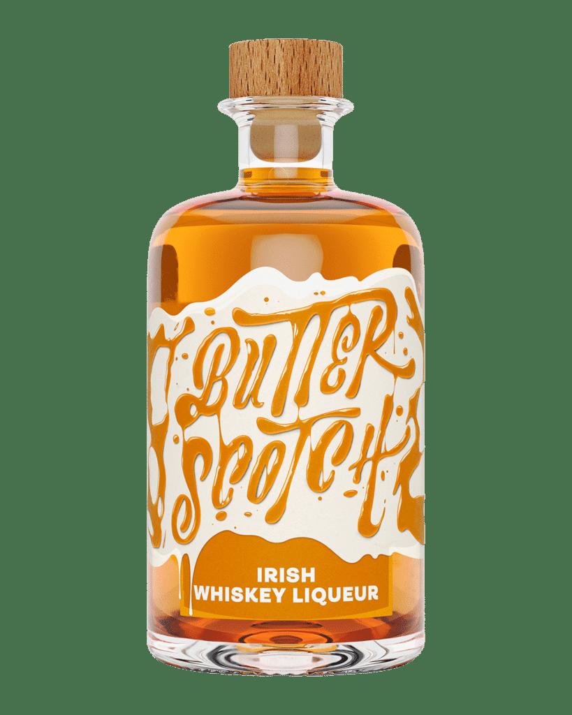 Butterscotch Irish Whiskey Liqueur